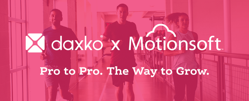 Motionsoft Joins Daxko